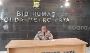 Kabid Humas Polda Metro Jaya Membenarkan Adanya Penangkapan Anak Penyanyi Dangdut