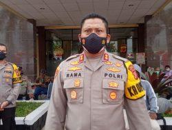 Kapolres Karawang memimpin langsung olah TKP di kantor DPP LSM NKRI