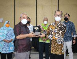 Pemerintah Kota Bekasi kunjungi Daerah Istimewa Yogyakarta