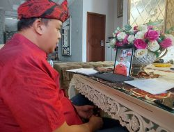 Wakil Wali Kota Bekasi memberi keterangan terkait penanganan Covid-19 di Pemerintahan Kota Bekasi
