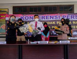 *Nekat Selundupkan Sabu, Penjual Ikan Asal Jawa Timur Ditangkap Ditresnarkoba Polda Jateng*