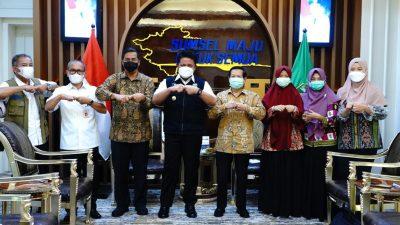 Guru Besar IPDN, Takjub Atas Keseriusan Pemprov Sumsel Antisipasi Dini Karhutla