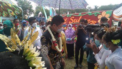 Bupati OKU Timur Apresiasi Desa Wanabhakti