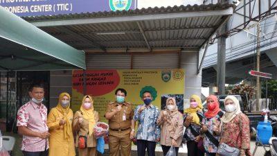 Dalam Rangka World Food Day Dinas Ketahanan Pangan dan Peternakan Gelar Bazar Murah