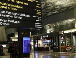 PT Angkasa Pura II Bandara Soekarno Hatta Masih Terus Perketat Pintu Kedatangan Penumpang