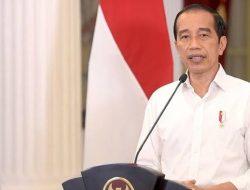 Presiden Joko Widodo meminta agar waspada terhadap virus Corona varian Mu